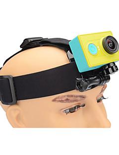 お買い得  GoPro アクセサリ-チェストストラップ / ヘッドストラップ / glatte Rahmen 調整可 / 防水 / 防塵 ために アクションカメラ フリーサイズ / Xiaomi Camera / Gopro 4 Black サーフィン / 潜水 / スキー PVC / ABS / Other