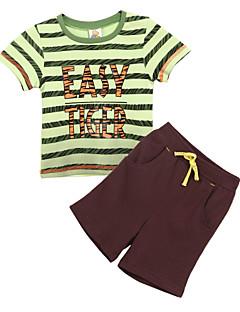 Jungen Kleidungs Set - Baumwolle Sommer