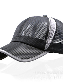 cheap Outdoor Clothing-Hat Spring Summer Fall Breathable Protective Baseball Men's Women's Unisex Cotton Nylon