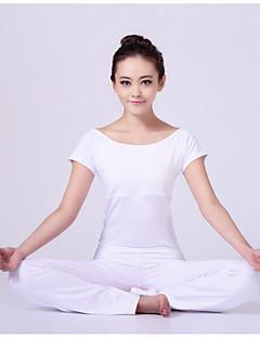 Yoga & Dansesko Klessett/Dresser Pustende Glat Høy Elastisitet Drakter Dame-Sport,Yoga & Danse Sko Trening & Fitness Fritidssport