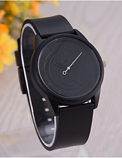 Kids' Fashion Watch Quartz Casual Watch Silicone Band Black White Grey