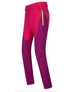 女性用 ハイキング パンツ 防水 速乾性 抗紫外線 透湿性 耐久性 高通気性 (>15,001g) 高通気性 パンツ のために ヨガ キャンピング&ハイキング テコンドー ボクシング 狩猟 釣り 登山 エクササイズ&フィットネス ゴルフ レーシング レジャースポーツ