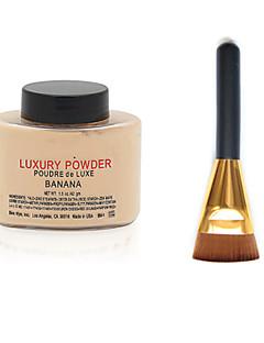 preiswerte -Puder Make-up Pinsel Trocken Gesicht Weiß machen Abdeckung Öl Kontrolle Concealer Unebener Hautton Natürlich Ernährung Porenreduzierung