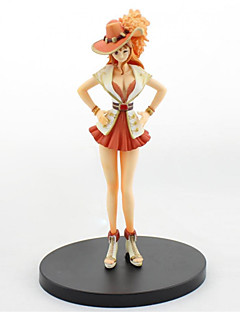 Anime Action Figures Inspired by One Piece Nami PVC(PolyVinyl Chloride) CM Model Toys Doll Toy Women's Boys' Girls'