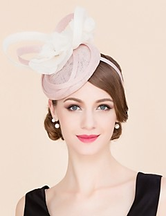 preiswerte Hochzeiten & Feste-Flachs Seide Hüte 1 Hochzeit Besondere Anlässe Normal Kopfschmuck