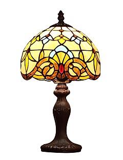 tanie Lampki nocne-Muślin Ochrona oczu Lampa stołowa Na Metal 110-120V / 220-240V