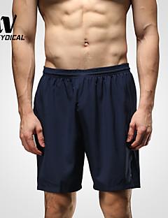 billige Løbetøj-Herre Bukser - Sport Løb Hurtigtørrende, Komprimering, letvægtsmateriale Orange, Mørkeblå, Blå