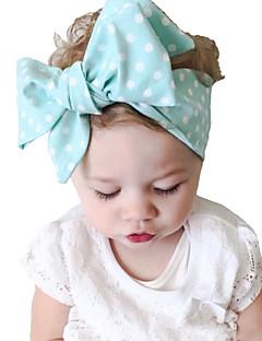tanie Akcesoria dla dzieci-Akcesoria do włosów - Dla dziewczynek Dla chłopców - Na każdy sezon - Bawełna - Opaski na głowę - Rainbow Czerwony Różowy Light Blue