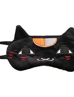 Maske Inspirert av Natsume Yuujinchou Natsume Takashi Anime Cosplay-tilbehør Maske Kordfløyel Mann Kvinnelig