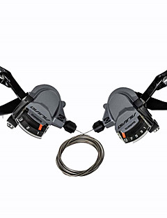 Χαμηλού Κόστους Φρένα-Ντεραγιέ Ανθεκτικό Ποδηλασία Αναψυχής / Ποδηλασία / Ποδήλατο / Ποδήλατο με σταθερό γρανάζι PP Μαύρο - 1 pcs