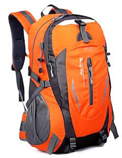 billiga Ryggsäckar och väskor-40L Andra - Multifunktionell Camping Terylen, Nylon, oxford Svart, Orange, Blå