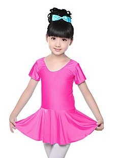 Θα μπαλέτου φορέματα παιδιών εκπαίδευση 1 κομμάτι κοστούμια χορού παιδί