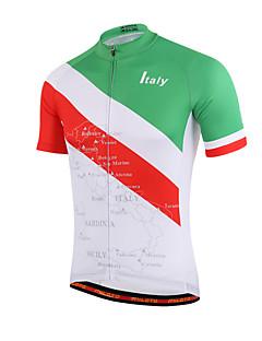 Miloto חולצת ג'רסי לרכיבה לנשים לגברים לילדים יוניסקס שרוול קצר אופניים חולצה סווטשירט ג'רזיייבוש מהיר רוכסן קדמי נושם רך רוכסן YKK
