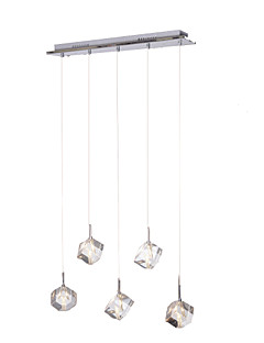 Modern/Çağdaş Oświetlenie wyspy kuchennej Avize Lambalar Uyumluluk Mutfak Yemek Odası Ampul Dahil