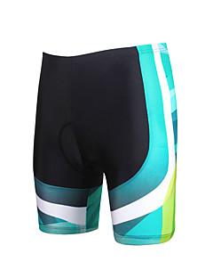 ILPALADINO מכנס קצר מרופד לרכיבה לגברים יוניסקס אופניים מכנסיים קצריםנושם ייבוש מהיר עמיד עיצוב אנטומי עמיד אולטרה סגול מבודד חדירות