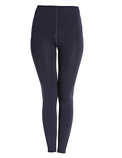 Women's Solid Black/Wine/Grey Bodycon Slimming Stretchy Leggings