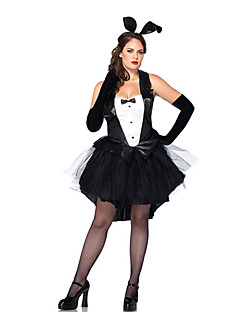 Bunny Girls Costume Cosplay Costume petrecere Feminin Halloween Festival/Sărbătoare Costume de Halloween Peteci