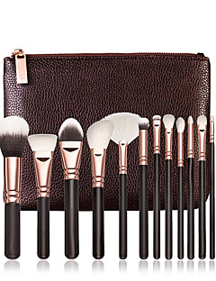 cheap Makeup Brushes-15 Contour Brush Foundation Brush Powder Brush Fan Brush Concealer Brush Brow Brush Lip Brush Eyeshadow Brush Blush Brush Makeup Brush Set