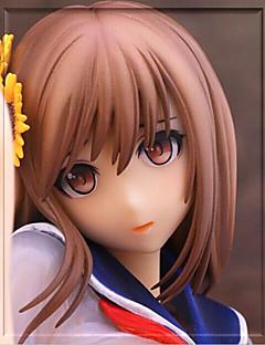 billige Anime cosplay-Anime Action Figurer Inspirert av Cosplay Cosplay PVC 11 cm CM Modell Leker Dukke