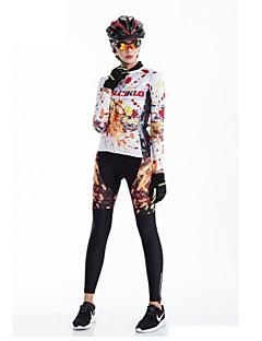 cheap Cycling Jersey & Shorts / Pants Sets-2016 Malciklo Trekking Cycling Jersey Women Long Sleeve Colombia Road Bike Cycling Clothing Mtb Bicycle Jersey