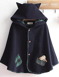 レディース 春 ジャケット,シンプル セクシー ソリッド 長袖