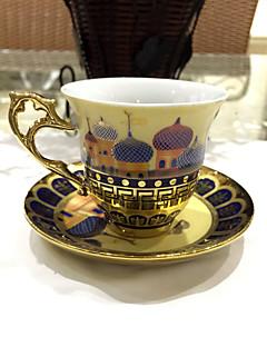 tanie Kubki do kawy-Szkło Filiżanki do herbaty Butelki na wodę Kubki do kawy Herbata i Napoje Dekoracja Girlfriend prezent 1 Kawowo Herbata Woda Sok Naczynia
