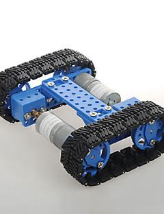 Χαμηλού Κόστους Ρομπότ & Αξεσουάρ-καβούρι βασίλειο diy τεχνολογία δεξαμενή συναρμολόγησης της παραγωγής με τηλεχειριστήριο υψηλής ροπής δεξαμενή μικρό κομμάτι 24