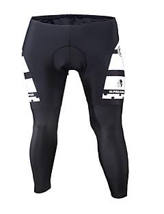 billige Sykkelklær-ILPALADINO Sykkeltights Dame Sykkel Tights Bunner Vår Sommer Lycra Sykkelklær Fort Tørring Ultraviolet Motstandsdyktig Anti-Stråling