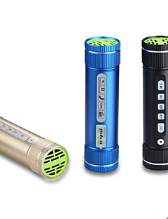 Subwoofer 2.0 CH trådløs Bærbar Bluetooth Utendørs Innendørs Dockingsstasjon