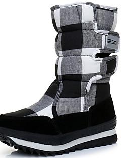 Stiefel(Rot Schwarz) - für Damen Kinder Jungen Mädchen-Ski fahren Alpin Ski Schnee Sport