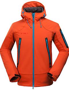 tanie Odzież turystyczna-Męskie Bunda na turistiku Na wolnym powietrzu Zima Wodoodporny Keep Warm Wiatroodporna Ultraviolet Resistant Anti-promieniowanie Zdatny