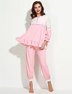 olcso -Női Pizsama Pamut