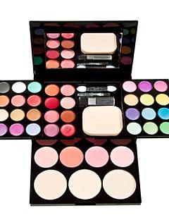 Rouge+Øjenskygger+Læbestifter Tør Øjne Ansigt Læber Farvet glans Blegende Længerevarende Concealer Ujævn hud Naturlig porereducerende #