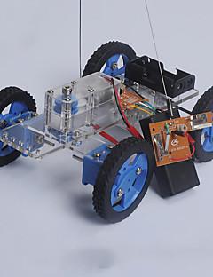 Χαμηλού Κόστους Ρομπότ & Αξεσουάρ-καβούρι βασίλειο κιβώτιο διεύθυνσης μοντέλο αυτοκινήτου 81 χειροποίητα παιχνίδια DIY κάνει υλικών συσκευασίας συναρμολόγησης