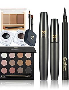 preiswerte -Lidschatten Mascara Eyeliner/Lidstrich Augenbrauen Make-up Pinsel Trocken Nass Auge