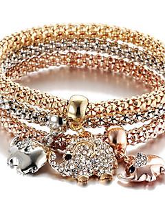 cheap -Charm Bracelet - Turkish Fashion Animal Gold Bracelet For Sports