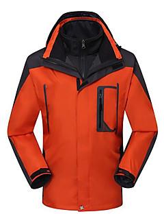 Herrn Wanderjacke warm halten Windundurchlässig Komfortabel Softshell Jacken Oberteile für Radsport/Fahhrad Laufen Frühling Winter Herbst