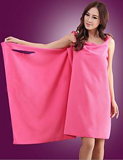 Frisk stil Badelaken,Solid Overlegen kvalitet 100% Mikro Fiber Håndkle