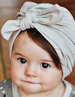 tanie Akcesoria dla dzieci-Kapelusze i czapki - Dla dziewczynek Dla chłopców Bawełna - Gumka do włosów - White Czerwony Blushing Pink Gray Purple