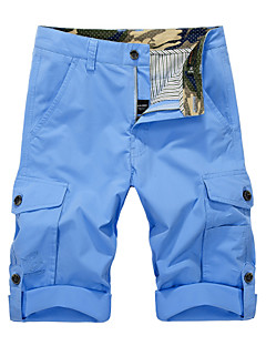 cheap Hiking Trousers & Shorts-Men's Hiking Shorts Outdoor Breathable Shorts / Bottoms Fishing