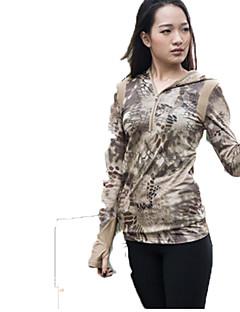 tanie Odzież myśliwska-Koszulka myśliwska Męskie Damskie Quick Dry Klasyczny Topy Długi rękaw na Łowiectwo Wspinaczka Sport i rekreacja