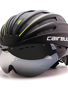 billiga Cykling-CAIRBULL Vuxen cykelhjälm 28 Ventiler CE / CE EN 1077 Certifiering Stöttålig, Lättvikt, Justerbar passform EPS, PC Vägcykling / Rekreation Cykling / Cykling / Cykel - Röd / Grön / Blå Herr / Dam