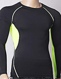 Herrn T-Shirt für Wanderer Rasche Trocknung Atmungsaktiv Außen Oberteile für Übung & Fitness Frühling Sommer M L XL XXL XXXL