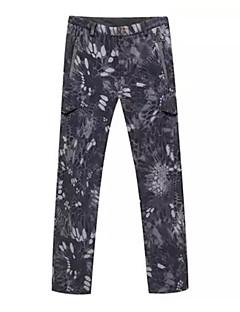 Erkek Kadın's Unisex Kamuflaj Avcı Pantolonları Sıcak Tutma kamuflaj Alt Giyimler için Avlanma M L XL XXL XXXL
