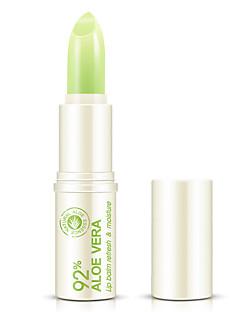 billiga Läppar-Sminkredskap Hudvårdsbalsam Läppbalsam Fuktig Färgat glans Smink Kosmetisk Dagligen Skötselprodukter