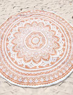 Tuore tyyli Uimapyyhe,Herkkä tulostus Huippulaatua 100% polyesteri Pyyhe
