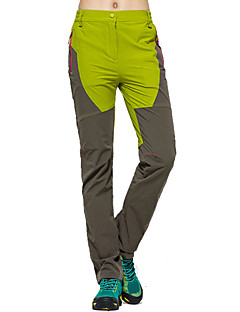 Women's Hiking Pants Outdoor Quick Dry Windproof Wearable Breathable Pants / Trousers Camping / Hiking Fishing Cycling / Bike Backcountry