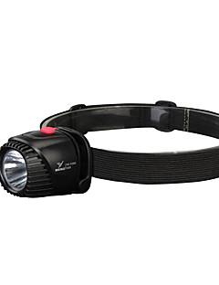 baratos Total Promoção Limpa Estoque-180 lm lm Lanternas de Cabeça LED 2 Modo - YAGE Recarregável / Regulável / Tamanho Pequeno