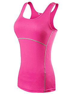 Women's Workout Tank Sleeveless Quick Dry Wearable Breathable Soft Sweat-wicking Comfortable Compression Clothing Tank Top for Yoga