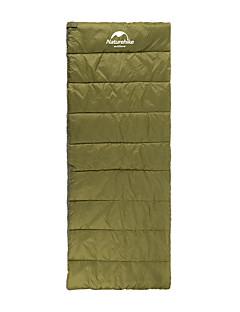 Slaapzak Rechthoekig 5°C Houd Warm draagbaar 190X75 Kamperen Enkel (150 x 200cm)